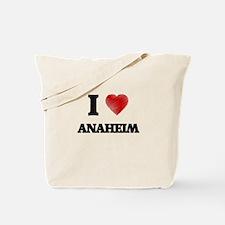 I Heart ANAHEIM Tote Bag