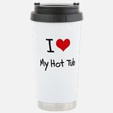 Cute Tubs Travel Mug