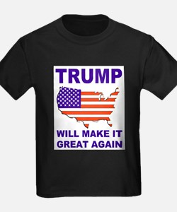 Trump will make it great again T-Shirt