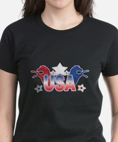 Horses and Stars T-Shirt