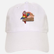 Carnival Dreamers 2016 front of shirt Baseball Baseball Cap