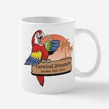 Cute Carnival cruise Mug