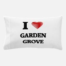 I Heart GARDEN GROVE Pillow Case