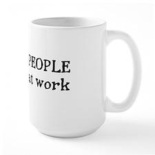 I SEE DEAD PEOPLE Mug