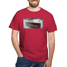 Antique Wooden Boat T-Shirt