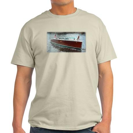 Antique Wooden Boat Light T-Shirt