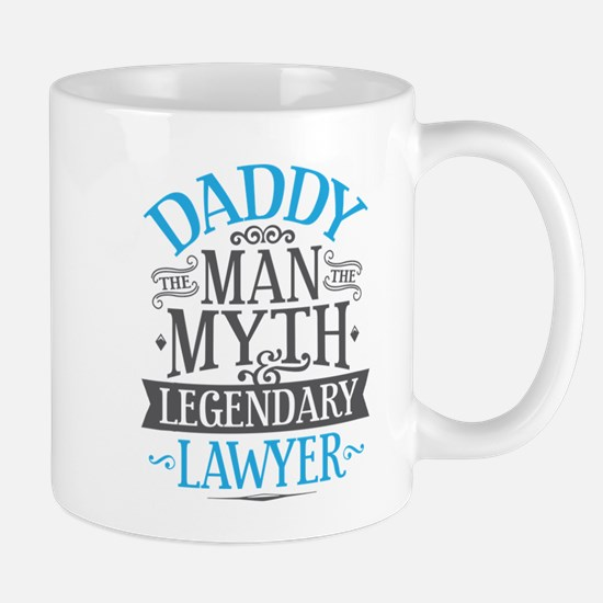 Daddy Lawyer Mug