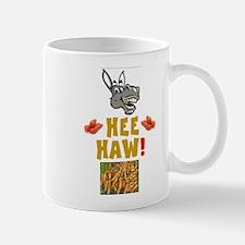 HEE HAW! - DONKEY'S DINNERTIME! Mugs