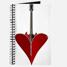 Love Guitar Journal