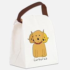 Unique Three Canvas Lunch Bag