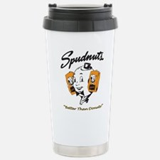 Cute Spudnuts Travel Mug