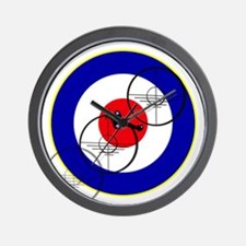 British Fighter Club Wall Clock
