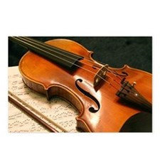 Violin Concerto Postcards (Package of 8)