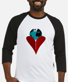 Love Earth Baseball Jersey