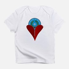 Love Texas Infant T-Shirt