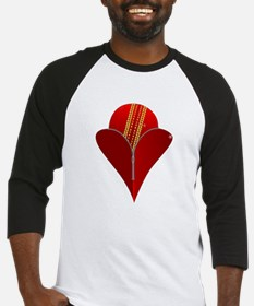 Love Cricket Baseball Jersey