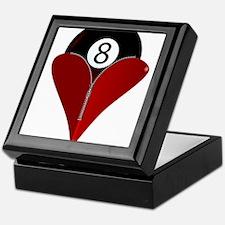 Love Pool Keepsake Box