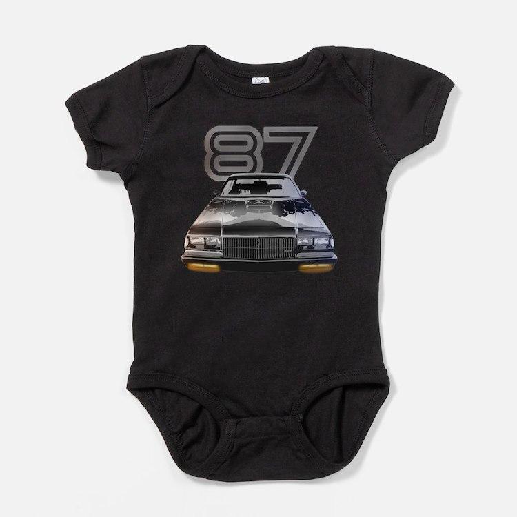 Cute Buick grand national Baby Bodysuit