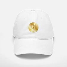 Gold Record Baseball Baseball Cap