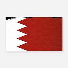 Cute Bahrain Rectangle Car Magnet
