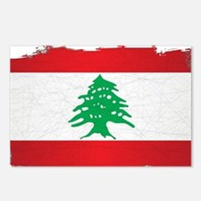 Unique Lebanese Postcards (Package of 8)