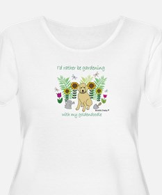 Goldendoodle.jpg Plus Size T-Shirt