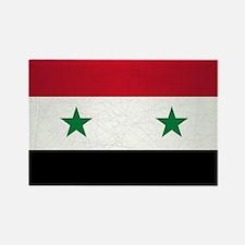 Cute Arab flag Rectangle Magnet