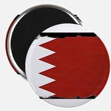 Flag of Bahrain Grunge Magnets
