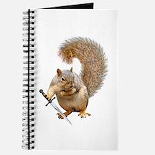 Fighting Squirrel Journal