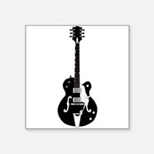 Country Guitar Sticker