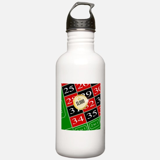 Placing A Bet Water Bottle