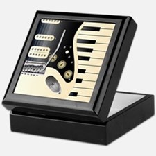 Music Duo Keepsake Box
