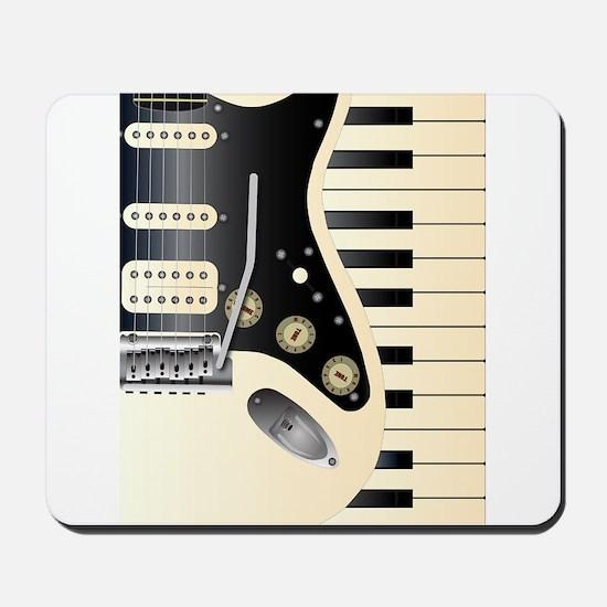 Music Duo Mousepad