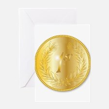 Gold Medal Greeting Cards