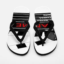 Animi Clapper Board Flip Flops