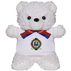 Nutcracker (Blue) Christmas Teddy Bear