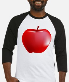 Red Apple Baseball Jersey