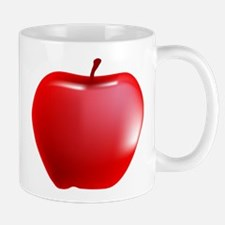 Red Apple Mugs