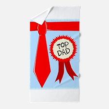 Top Dad Beach Towel