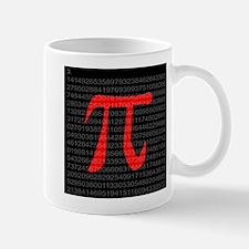 The Constant Pi Mugs