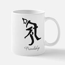 Chineese Symbol for Friendship Mugs