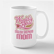 English Shepherd Mo Mugs