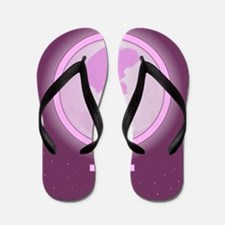 Male and Female Symbols Flip Flops