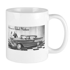 Inviting Edsel Motors Mug