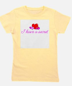 Cool I%27m going to be the big sister Girl's Tee