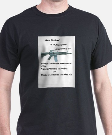 pro 2nd amendment, anti Obama,pro gun T-Shirt