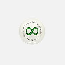 Infinite Change Mini Button (10 pack)