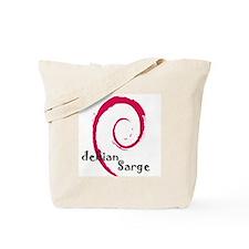 Cool Debian Tote Bag