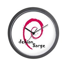 Cool Release Wall Clock