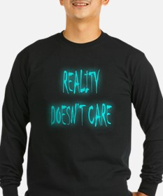 Doesn't care Long Sleeve T-Shirt